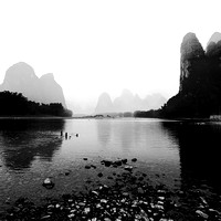 Li River, Xingping, China